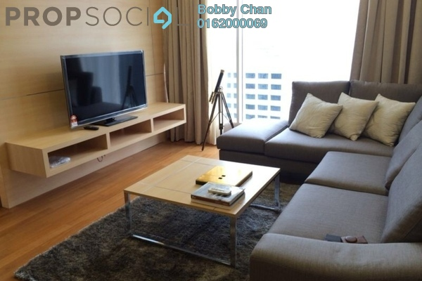 For Rent Condominium at Vipod Suites, KLCC Freehold Fully Furnished 1R/1B 4.5k
