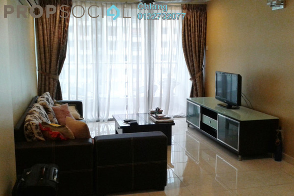 For Rent Condominium at Casa Tropicana, Tropicana Leasehold Fully Furnished 2R/2B 2.1k
