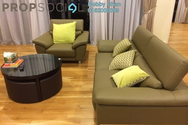 For Rent Condominium at St Mary Residences, KLCC Freehold Fully Furnished 3R/2B 8k