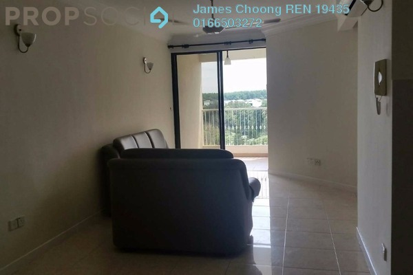 For Rent Condominium at Casa Tropicana, Tropicana Leasehold Semi Furnished 2R/2B 1.5k