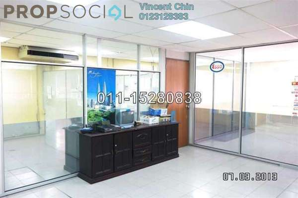 For Sale Office at Taman Sri Gombak, Batu Caves Freehold Semi Furnished 4R/1B 540k