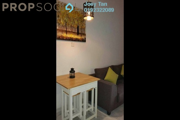 For Sale Condominium at D-Villa Residence, Ampang Hilir Freehold Fully Furnished 1R/1B 550.0千