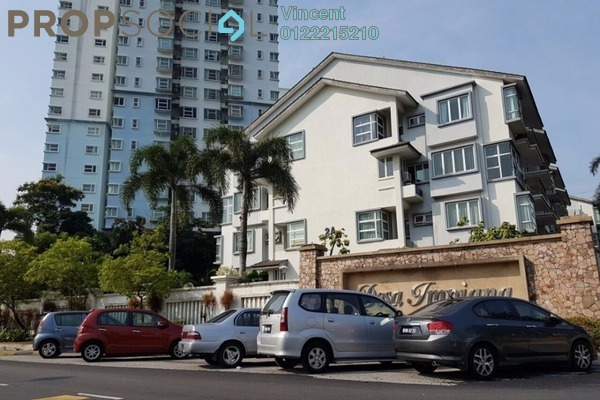 For Sale Duplex at Desa Impiana, Puchong Freehold Semi Furnished 3R/3B 670k