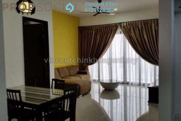For Sale Condominium at The Elements, Ampang Hilir Freehold Semi Furnished 3R/4B 1.35m