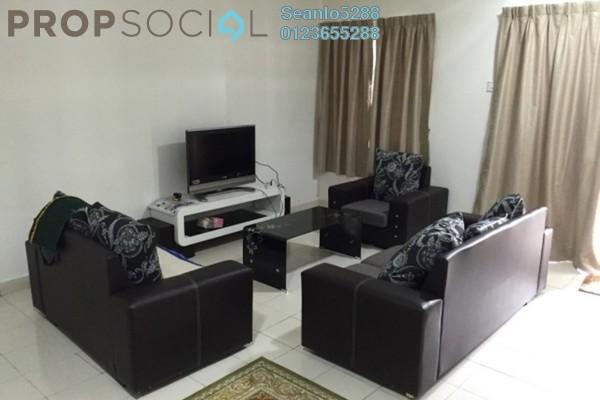 For Rent Serviced Residence at Residensi Laguna, Bandar Sunway Leasehold Semi Furnished 3R/2B 1.65k