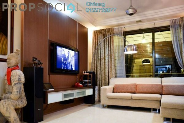 For Sale Condominium at Opal Damansara, Sunway Damansara Leasehold Fully Furnished 3R/2B 780k