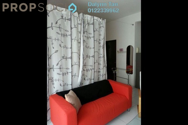 For Rent Serviced Residence at Casa Tiara, Subang Jaya Freehold Fully Furnished 1R/1B 1.8k