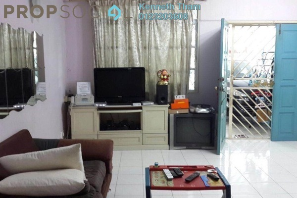 For Sale Terrace at Bukit Belimbing, Seri Kembangan Freehold Semi Furnished 3R/3B 500k