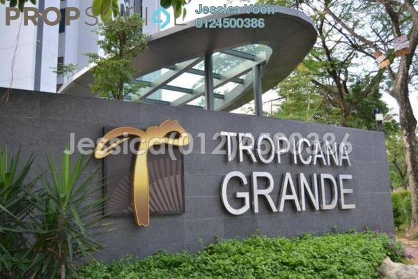 For Rent Condominium at Tropicana Grande, Tropicana Leasehold Semi Furnished 3R/5B 6k