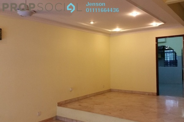 For Sale Terrace at Wangsa Baiduri, Subang Jaya Leasehold Semi Furnished 4R/3B 899k
