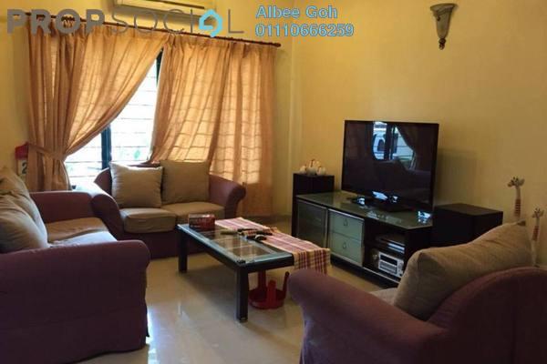 For Sale Terrace at Taman Sri Endah, Sri Petaling Leasehold Semi Furnished 4R/3B 1.1m