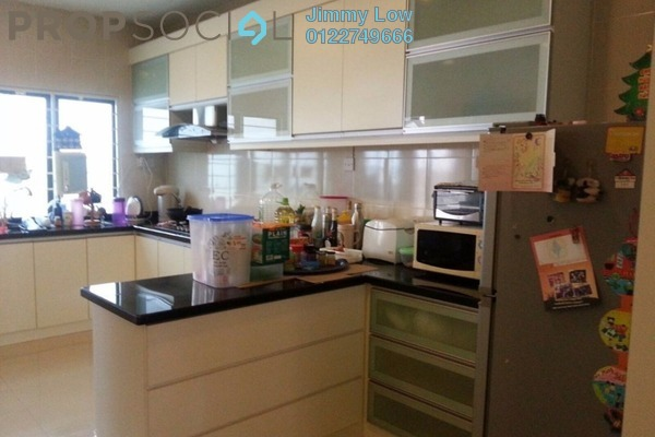 For Sale Terrace at The Peak, Cheras South Freehold Fully Furnished 5R/4B 1.38m