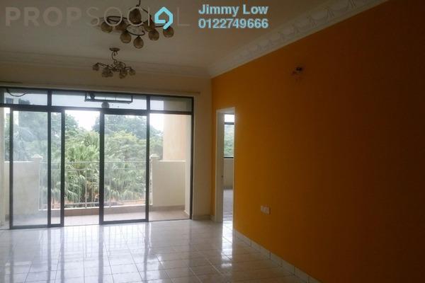 For Rent Condominium at Pelangi Condominium, Sentul Freehold Unfurnished 3R/2B 1.2k