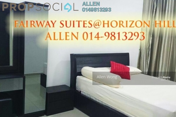 For Rent Apartment at Fairway View, Bukit Jambul Leasehold Fully Furnished 3R/2B 2.9k