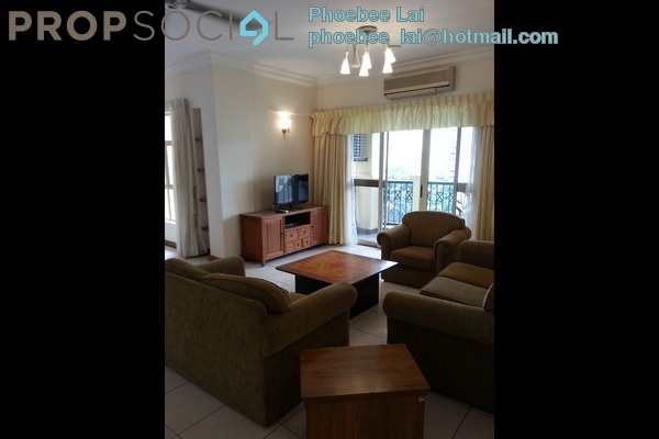 For Rent Condominium at Angkupuri, Mont Kiara Freehold Fully Furnished 3R/3B 3.9k