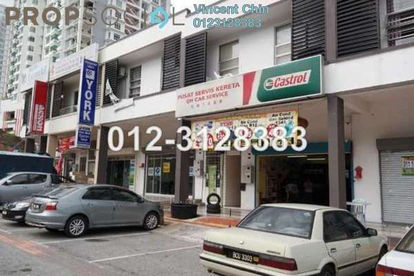 For Rent Shop at Happy Garden, Old Klang Road Freehold Semi Furnished 0R/0B 5k