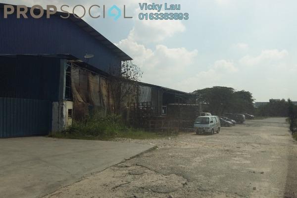 For Sale Land at Kampung Baru Sungai Buloh, Sungai Buloh Leasehold Unfurnished 0R/0B 8m