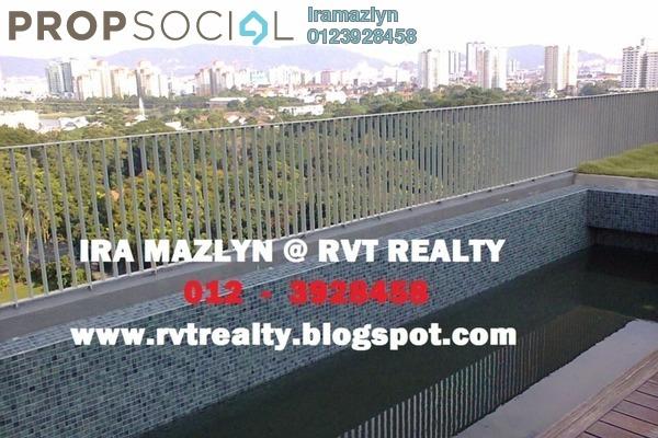 For Rent Condominium at Katana II, Ampang Hilir Freehold Semi Furnished 5R/5B 14k