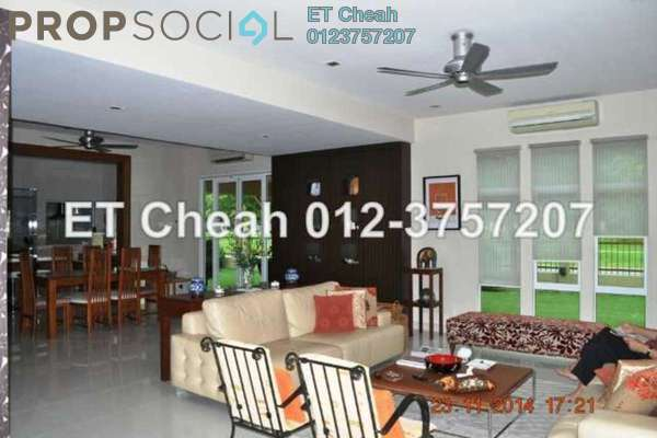For Sale Terrace at Canal Gardens, Kota Kemuning Freehold Semi Furnished 4R/4B 2.4m