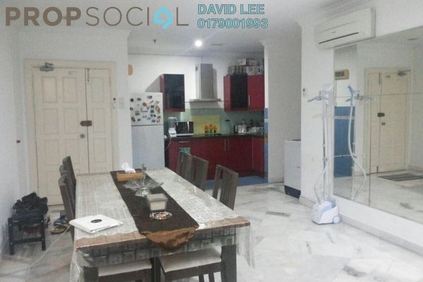 For Rent Condominium at D-Villa Residence, Ampang Hilir Freehold Fully Furnished 2R/2B 2.6k