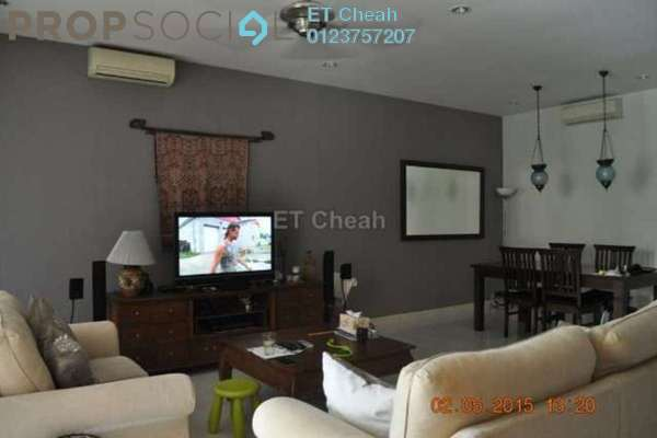 For Sale Terrace at Kemuning Bayu , Kemuning Utama Freehold Semi Furnished 4R/3B 900k