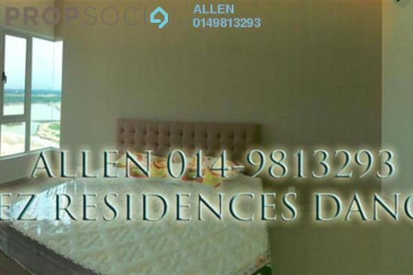 For Rent Serviced Residence at Tropez Residences, Danga Bay Freehold Fully Furnished 2R/2B 2.8k
