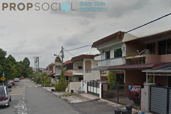 For Rent Terrace at Pandan Indah, Pandan Indah Leasehold Unfurnished 4R/3B 1.35k