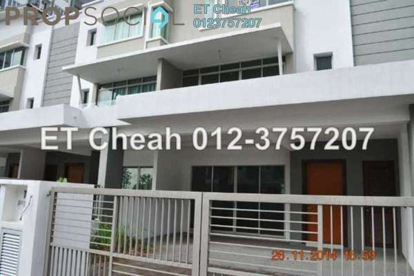 For Sale Terrace at Amanria Residence, Puchong Leasehold Unfurnished 5R/5B 1.2m