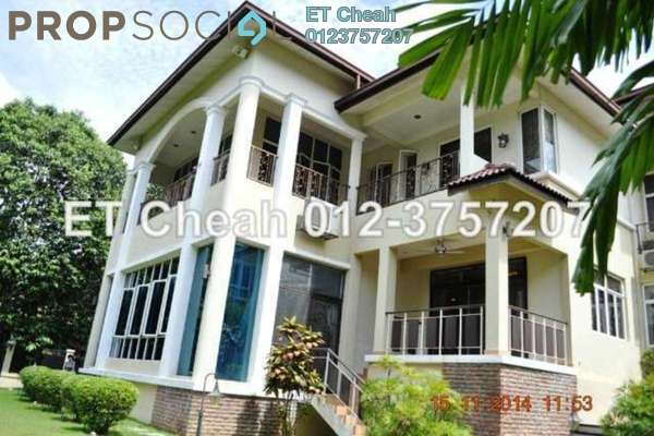 For Sale Bungalow at Kota Kemuning Hills, Kota Kemuning Freehold Semi Furnished 6R/6B 6.28m