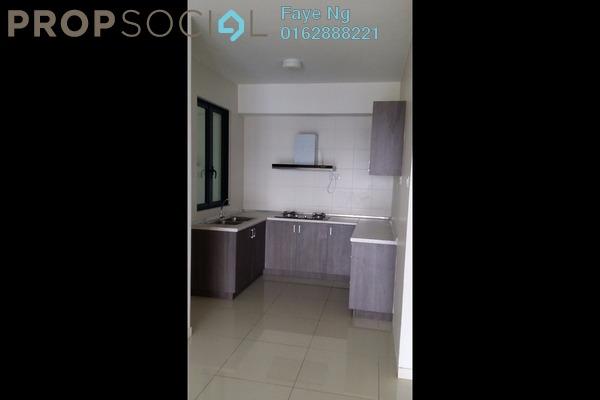 For Sale Condominium at Gembira Residen, Kuchai Lama Freehold Semi Furnished 3R/2B 730k