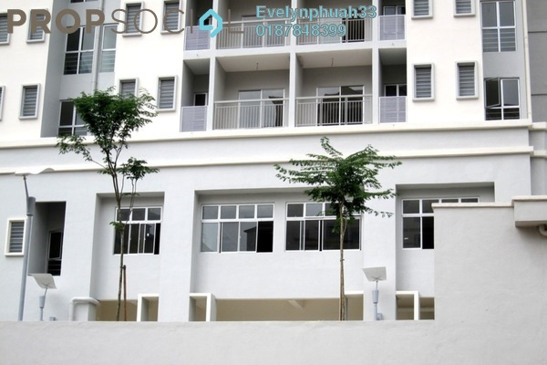 For Sale Condominium at Residensi Laguna, Bandar Sunway Leasehold Semi Furnished 3R/2B 450k