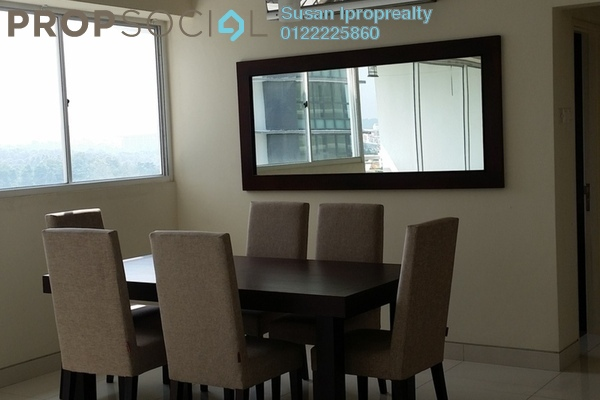 For Rent Condominium at The Residence, TTDI Freehold Fully Furnished 3R/3B 3.2千