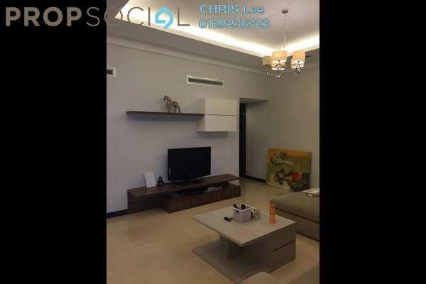 For Rent Condominium at Seri Duta II, Kenny Hills Freehold Fully Furnished 3R/3B 4.8k