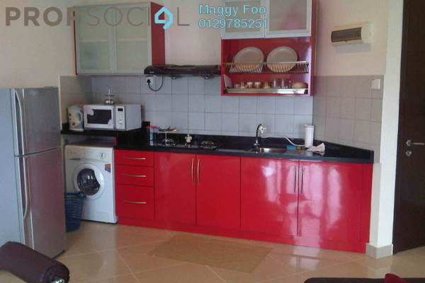 For Rent Condominium at PJ8, Petaling Jaya Leasehold Fully Furnished 1R/1B 3k