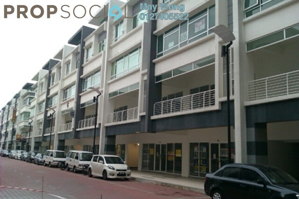 For Rent Office at Zenith Corporate Park, Kelana Jaya Leasehold Unfurnished 0R/0B 3.5k