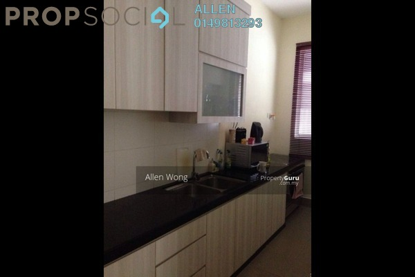 For Rent Semi-Detached at Nusa Heights, Iskandar Puteri (Nusajaya) Freehold Semi Furnished 4R/3B 3k