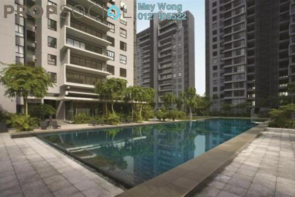 For Rent Condominium at Five Stones, Petaling Jaya Freehold Fully Furnished 5R/5B 6.4k