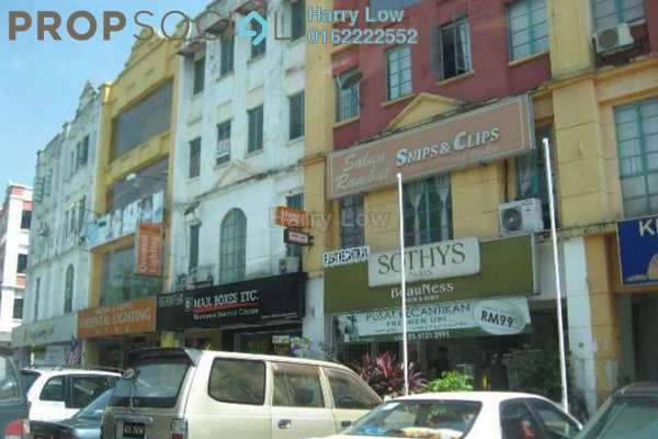 For Sale Shop at Kota Kemuning Hills, Kota Kemuning Freehold Fully Furnished 0R/0B 8m