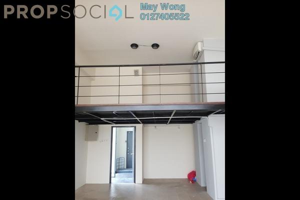 For Rent SoHo/Studio at Empire Subang, Subang Jaya Freehold Semi Furnished 0R/2B 2.05k