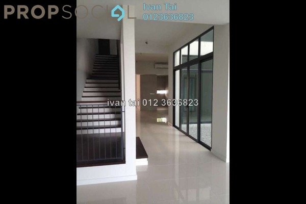 For Rent Terrace at Casaman, Desa ParkCity Freehold Unfurnished 3R/4B 6k