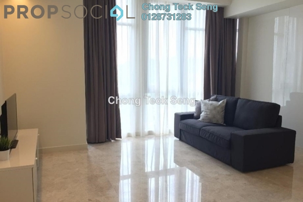 For Rent Serviced Residence at The Signature, Sri Hartamas Freehold Fully Furnished 1R/1B 3k