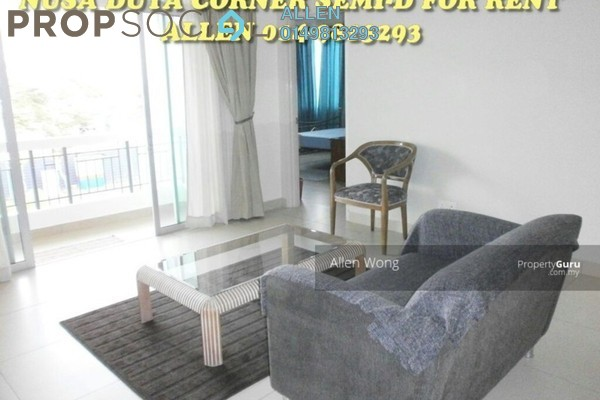 For Rent Semi-Detached at Nusa Heights, Iskandar Puteri (Nusajaya) Freehold Fully Furnished 5R/5B 4k