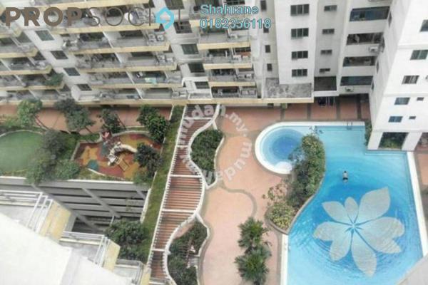 For Sale Condominium at D'Alamanda, Cheras Leasehold Semi Furnished 2R/1B 360k