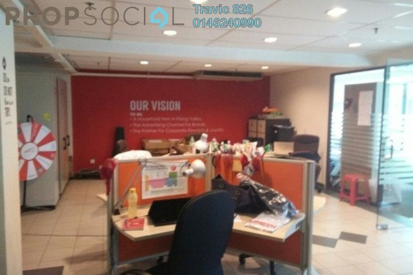 For Rent Office at Northpoint, Mid Valley City Leasehold Fully Furnished 2R/2B 7k