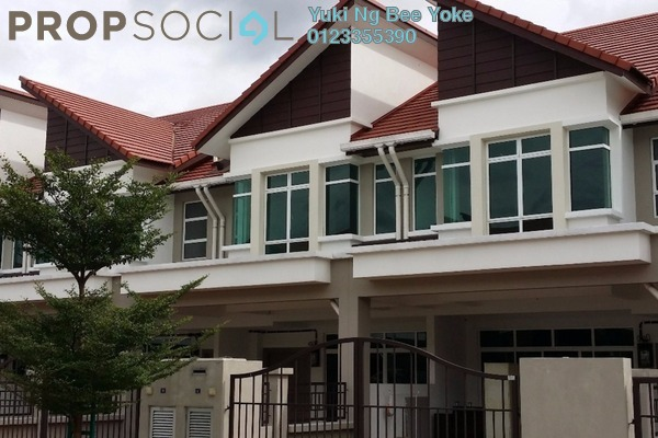 For Rent Terrace at Aster 1, Bandar Baru Bangi Freehold Unfurnished 4R/3B 1.5k