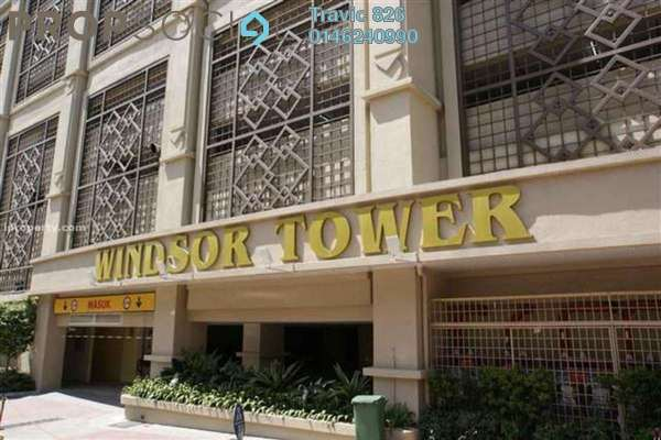 For Rent Condominium at Windsor Tower, Sri Hartamas Freehold Semi Furnished 0R/1B 1.5k