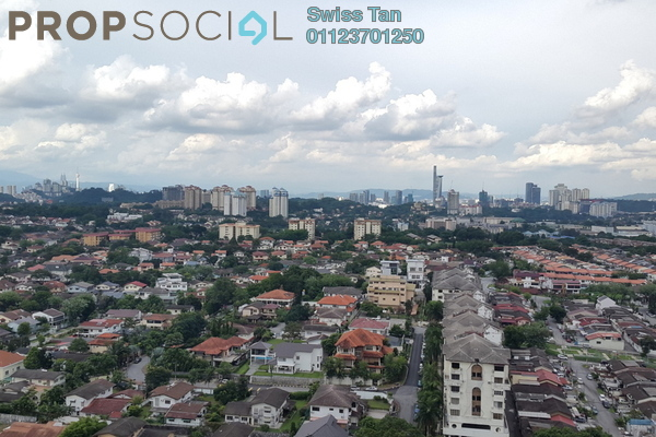 For Sale Condominium at Ameera Residences, Petaling Jaya Freehold Fully Furnished 3R/2B 1.15m