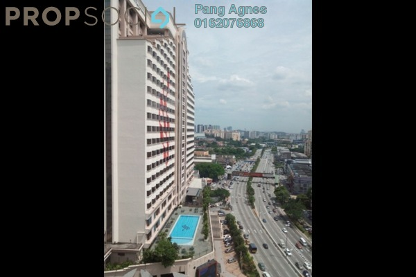 For Sale Condominium at The Heritage, Seri Kembangan Freehold Semi Furnished 2R/2B 468k