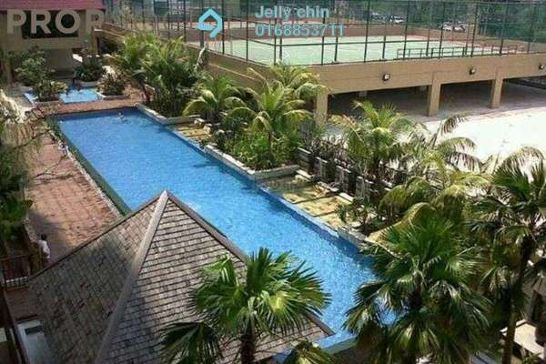 For Sale Condominium at Villa Park, Seri Kembangan Freehold Fully Furnished 3R/2B 409k