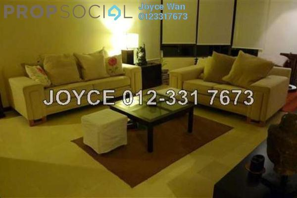 For Sale Condominium at i-Zen Kiara II, Mont Kiara Freehold Fully Furnished 3R/2B 898k